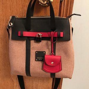 Henri Bendel Mini Jetsetter Backpack